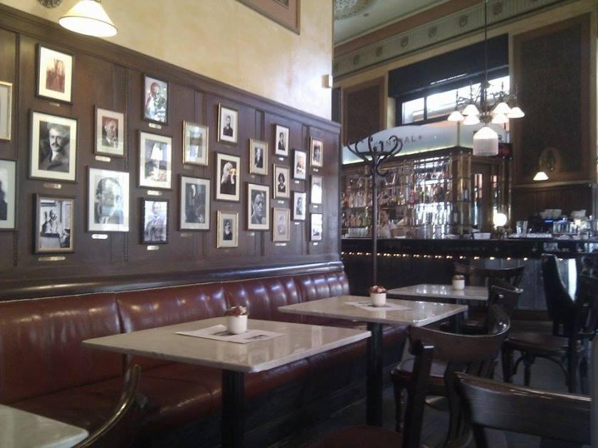 Café Central, Budapest