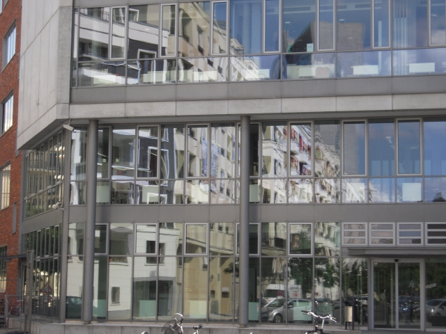 Berlin Reflection