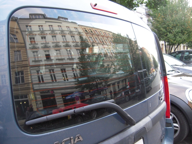 Berlin Reflection