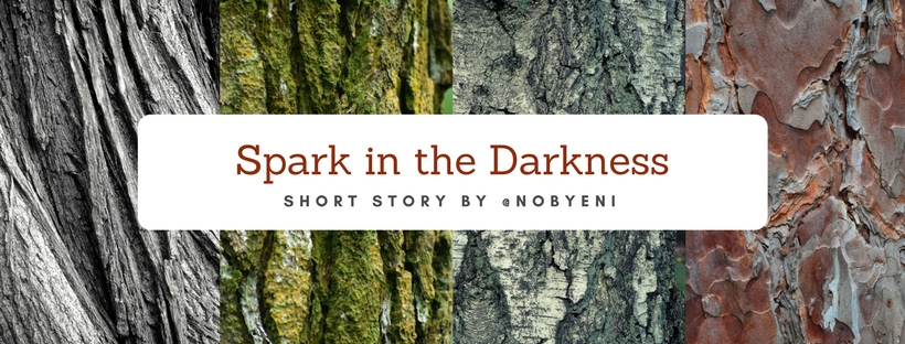 Spark in the Darkness – another short story