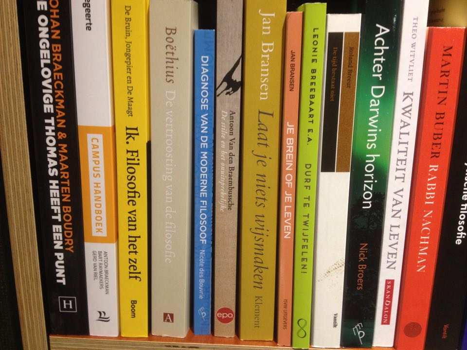 Diagnose van de Moderne Filosoof: op de radio &boekpresentatie