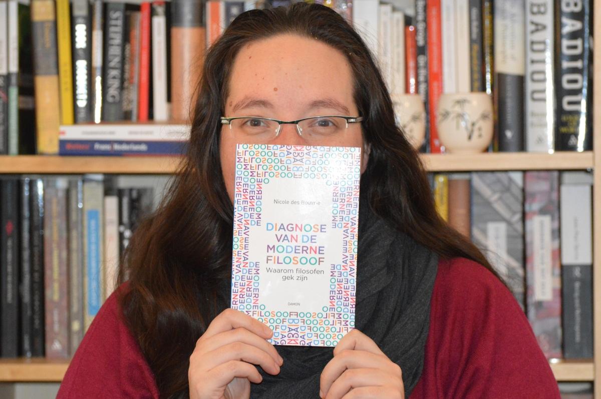 Boek! Waarom filosofen gek zijn #filosofie #ikschrijf#nuverkrijgbaar